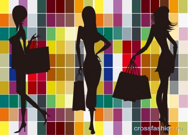fashion-shopping-girl-silhouettes-with-colorful-background-vector-graphic 53-14878