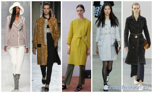 472ed69e076 Crossfashion Group - Модные пальто весна-лето 2015  самые актуальные ...