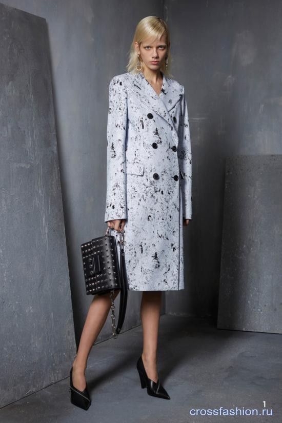 Michael Kors Collection коллекция pre-fall осень-зима 2017-2018