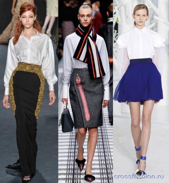 Модные Блузки Для Женщин 2015