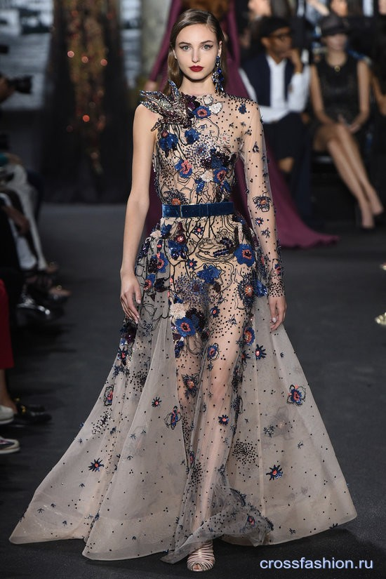 Elie Saab couture fall 2016-2017 38