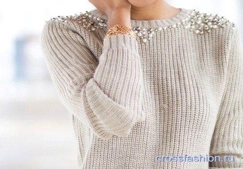 Crossfashion Group легкие переделки свитеров джемперов и