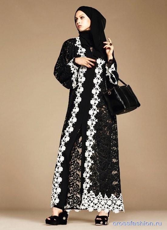 Crossfashion Group - Dolce Gabbana для арабских женщин  коллекция ... da55dbc3bd0