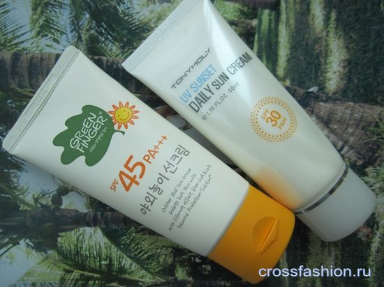 UV Sunsen Daily Sun Cream SPF 30++ от Tony Moly
