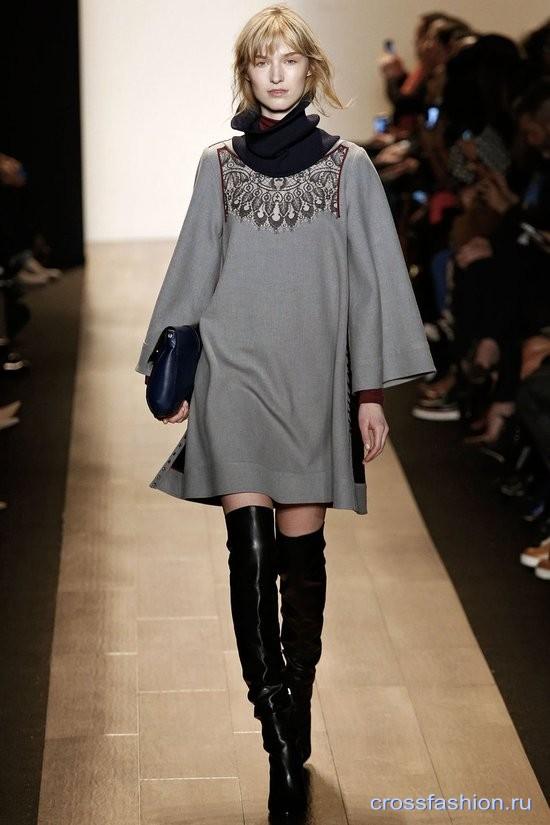 90fea323a0a Crossfashion Group - Модные сочетания осень-зима 2016-2017  Платье ...