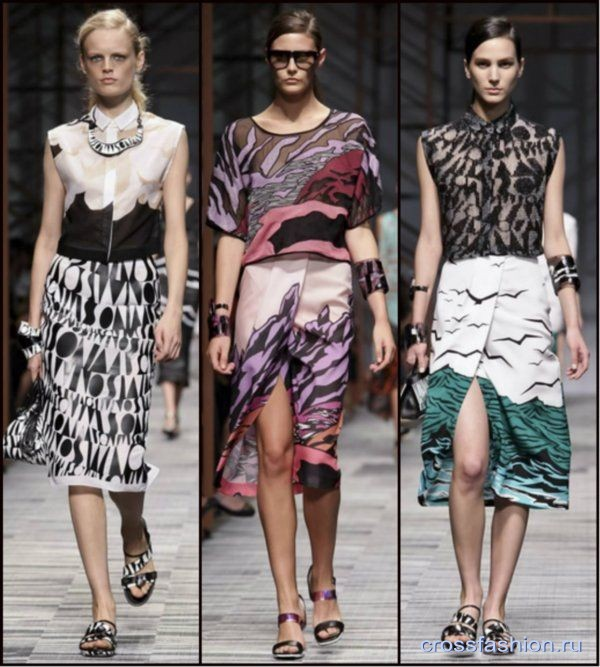 cf Missoni collage