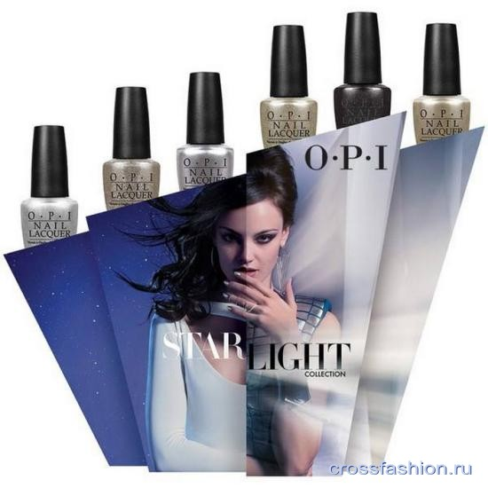 OPI Starlight Collection Holiday 2015—2016