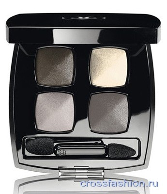 Четверка-теней-Chanel-Les-4-Ombres-Quadra-Eye-Shadow Mystère