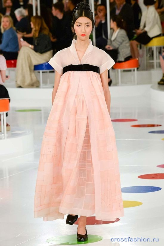 Chanel resort 2016 Сеул