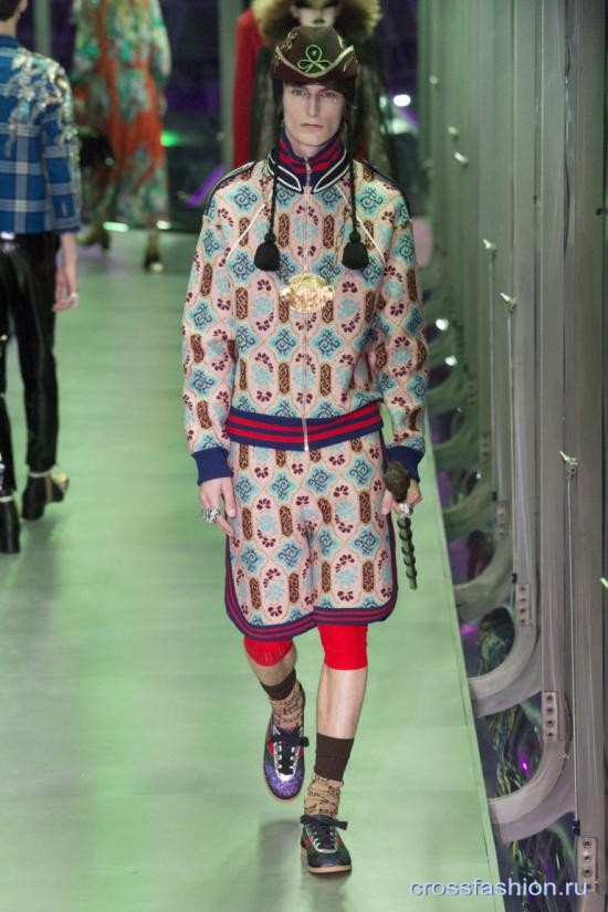 Gucci fall 2017 2018 21
