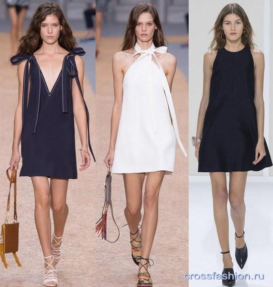 117436abc1d Crossfashion Group - Платья тренды весна-лето 2016  модные фасоны ...