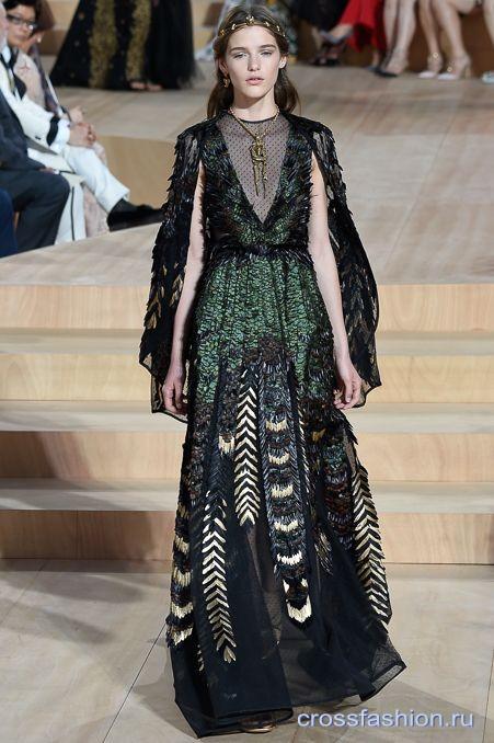 9f0741156c73 Crossfashion Group - Valentino Haute Couture осень-зима 2015-2016