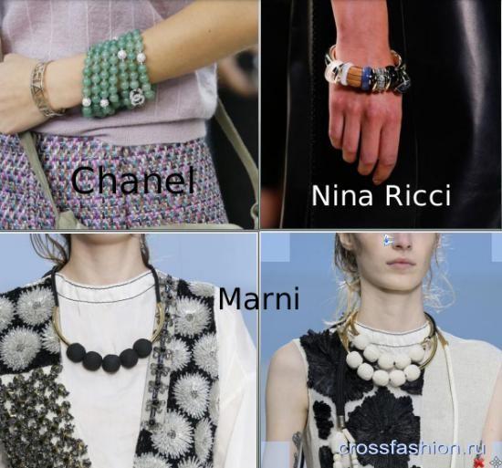 4a4f6c7101fa Crossfashion Group - Аксессуары весна-лето 2015: модные украшения и ...