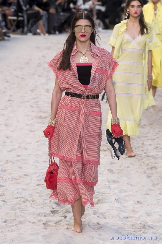 Chanel ss 2019 37