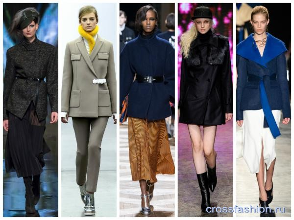 cc0671b2933 Crossfashion Group - Модные пальто осень-зима 2014-2015 ...