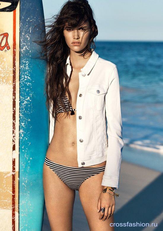 acb7e329106e5 Crossfashion Group - Mango каталог пляжной одежды лето 2015