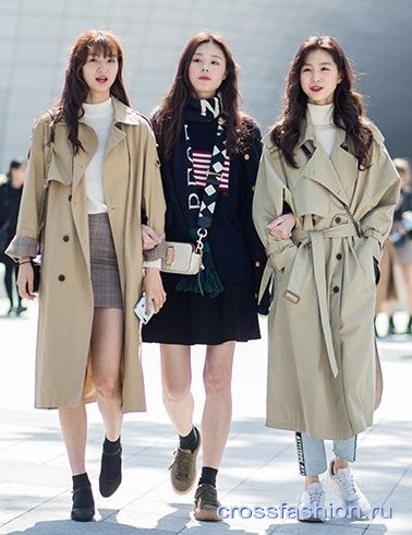 6a7375662fd Crossfashion Group - Корейский стиль в одежде  типаж